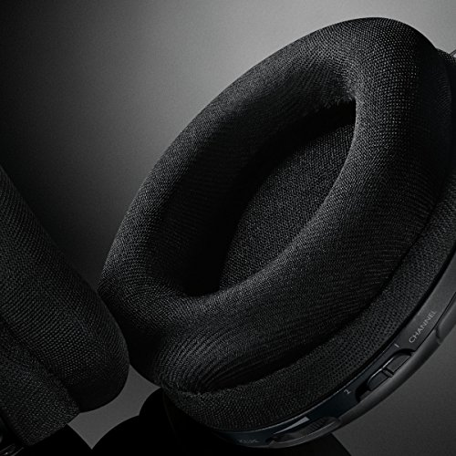 Philips SHC5200/10 kabelloser HiFi Kopfhörer schwarz - 4