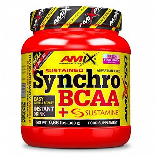 Synchro BCAA + Sustamine - 300g - Sabor Sandia