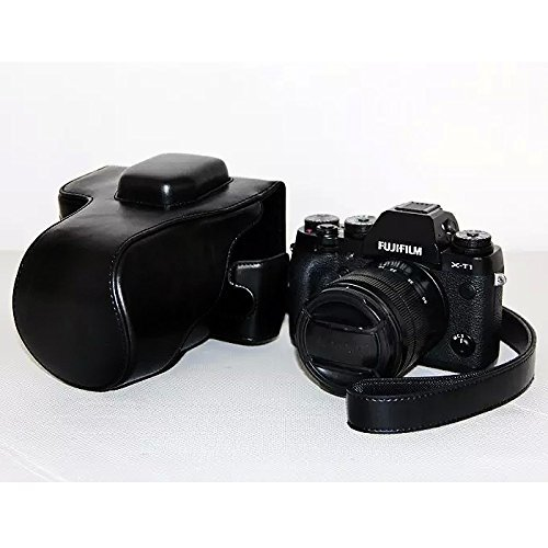 borsa-imitazione-in-pelle-pu-copertura-in-pelle-per-fujifilm-x-t1-xt1-with-18-55mm-lens-nero