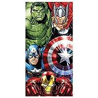 Marvel Avengers Attack Beach Towel
