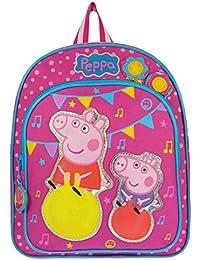 Peppa Pig. Mochila infantil Party Games