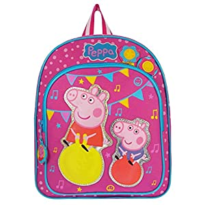 517xUe20WkL. SS300  - Peppa Pig. Mochila infantil Party Games