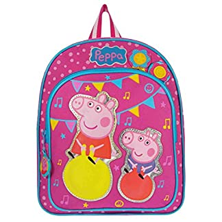 Peppa Pig. Mochila infantil Party Games