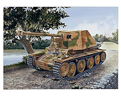 Italeri 7060S - Tanque 139 Destroyer Marder III
