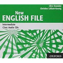 New English File: Intermediate: Class Audio CDs