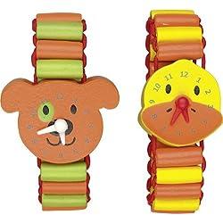 Orologi in legno , assortiti