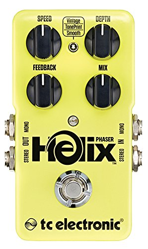 TC Electronic HELIX PHASER - Pedal de phaser, True Bypass