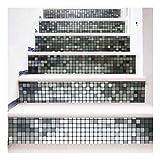SERFGTFH 3D-Treppe Wand Aufkleber DIY Anti-Rutsch Treppenstufen Aufkleber Wallpaper Kachel Paster Wandbild Home Boden Dekoration