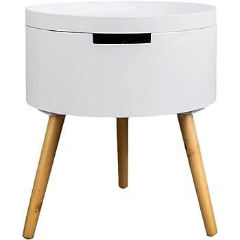 Table Pliante Table Dangle Salon Rond Table De Téléphone Petite