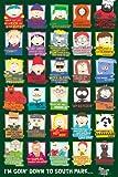 Pyramid International South Park Quotes Maxi poster 61 cm x 91.5 cm, PP30516