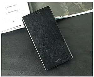 Armor Premium Flip Cover Case For Lenovo Vibe Z2 Pro K920 (Black)