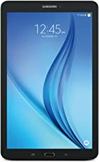 Samsung 9.6-inch Android Tab E (Black, 16GB)