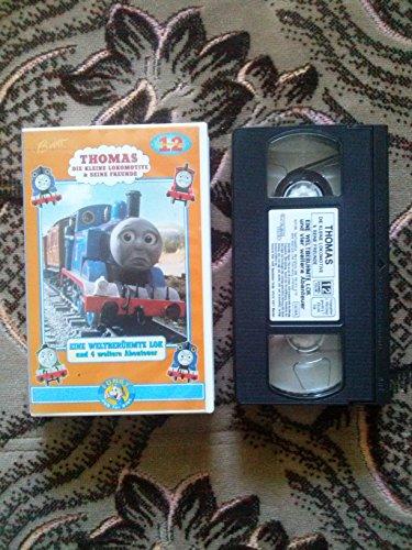 Preisvergleich Produktbild Thomas - Die kleine Lokomotive und seine Freunde 12: Eine weltberühmte Lok [VHS]
