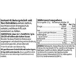 HERBALIFE Koffeinhaltiges Instant-Kraeutergetraenk mit Tee-Extrakten - Geschmack Zitrone - 50 g
