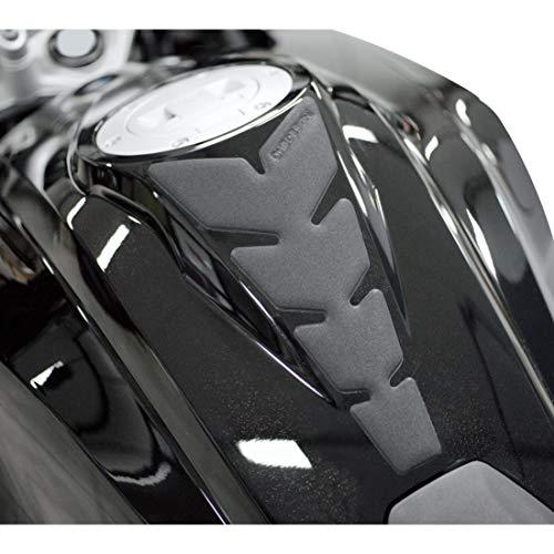 Print Motorrad-Tankpad Tankpad Anniversary Lederlook schwarz