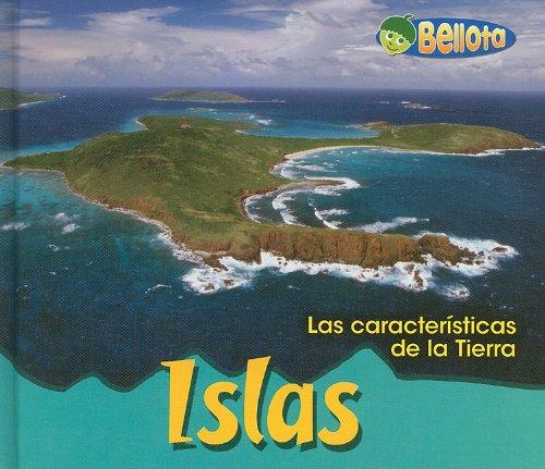 Islas = Islands (Las Características De La Tierra/landforms) por Cassie Mayer