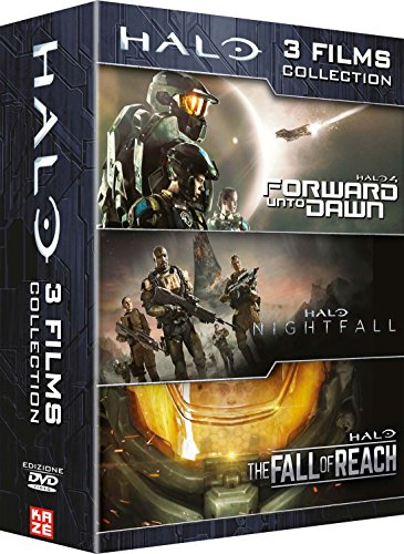 Dawn / Nightfall / The Fall Of Reach (3 Dvd) (1 DVD) ()