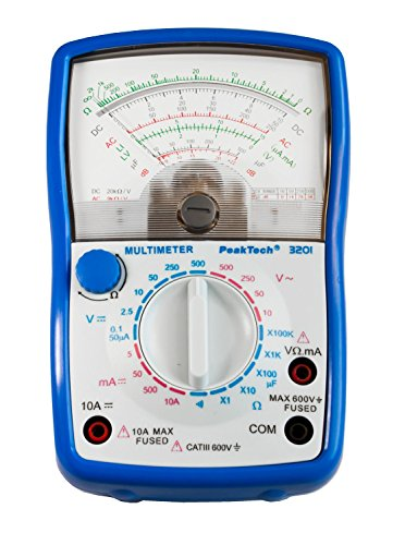 PeakTech Analog Multimeter 3201
