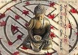 SPIRIT OF ZEN Meditation (Tischkalender 2017 DIN A5 quer): SPIRIT OF ZEN: Durch Meditation zu Ruhe und Entspannung. Dem hektischen Alltag entspannter ... 14 Seiten ) (CALVENDO Gesundheit)