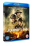 Journeys End [Blu-ray] [2018]