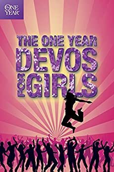 The One Year Devos for Girls (English Edition) di [Tyndale, Children's Bible Hour]