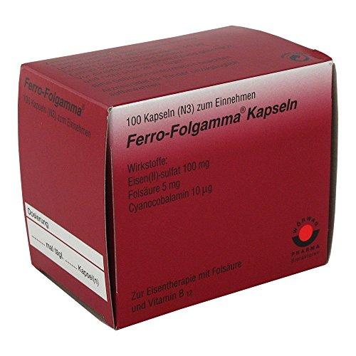 Ferro Folgamma Weichkapseln 100 stk