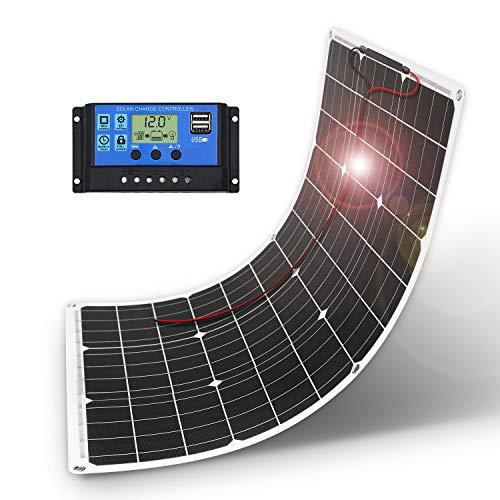 Este tipo de panel solar puede ser utilizado en una amplia gama de campos tales como:Yates y embarcaciones,Coches eléctricos para golf,Coches patrulla,Coches para turismo,Viajeros Datos eléctricos: Pico de potencia: 50 W Tensión máxima potencia: 18V ...