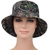 MEICHEN-Outdoor Cappello da sole la protezione solare di rapida essiccazione hat per uomini e donne piccolo, colorato di benna Hat fisherman Hat ladies Cap,rami verde