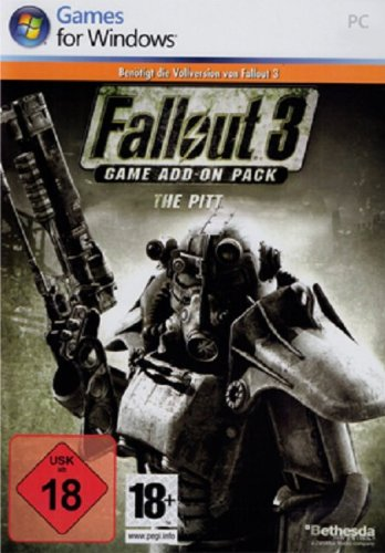 Fallout 3 The Pitt DLC