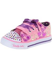 Skechers ShufflesHopscotch - zapatilla deportiva de lona niña