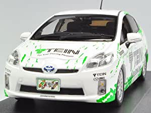 Kyosho - KYOSJC61004TE - Véhicule Miniature - Toyota Prius Tein Vers. - Echelle 1/43