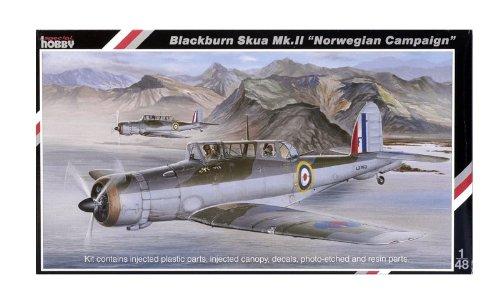 Unbekannt Special Hobby SH48046 - Blackburn Skua Mk. II Norwegian Campaign Flugzeug