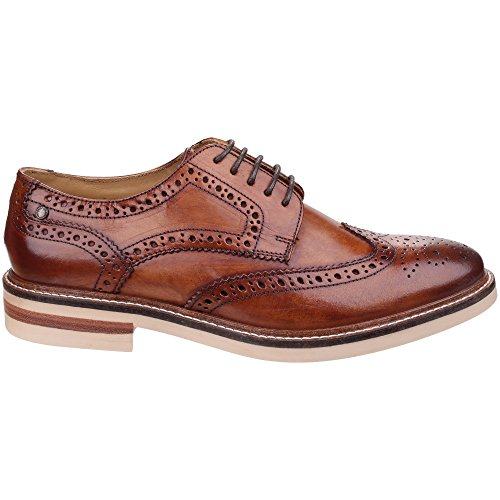 Apsley Marron Derby London Chaussures Homme Cuir Pi13248 Base 1qSa5wO