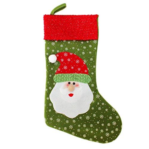 Weihnachten Weihnachtsstiefel Weihnachtsstrumpf Weihnachtssocken Nikolausstrumpf Socken Weihnachtsfeiertags Dekoration Geschenk - Weihnachtsweihnachts
