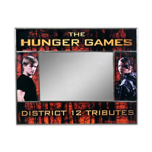 The Hunger Games Girl On Fire District 12-Tribute Spiegel