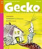 Gecko Kinderzeitschrift - Lesespaß für Klein und Groß/Band 10