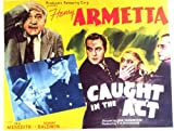Caught in the Act Plakat Movie Poster (11 x 14 Inches - 28cm x 36cm) (1941)