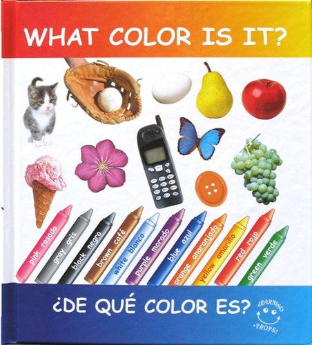 What Color Is It?/de que color es? por Bev Schumacher