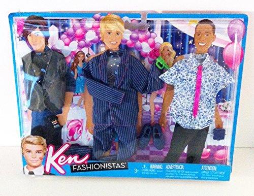 Barbie Ken Moden Party X3141 - Ken Barbie-party