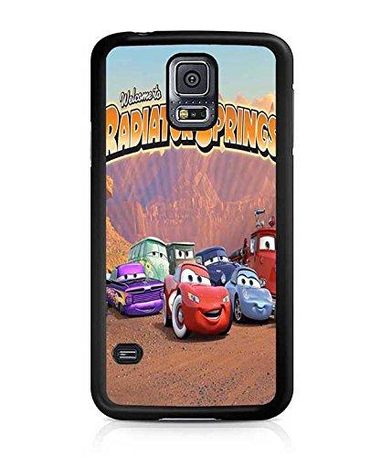 Disney Pixar Cars for Samsung Galaxy S5 i9600 Phone Accessories - Anti Scratch Slim Harter TPU Hülle
