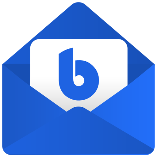 Image result for bluemail icon