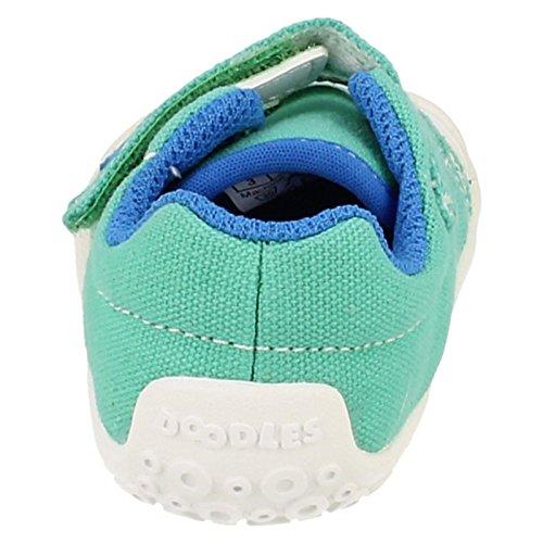 Clarks  Little Chap, Baskets mode pour garçon One Size Fits All Vert - vert
