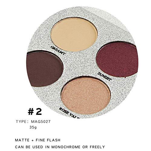 Dtuta 4 Farben Wasserdicht Und GläNzend, Einfach Aufzutragen, Kein Make-Up, Temperament,...