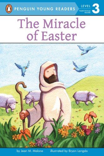 The Miracle of Easter (Penguin Young Readers, Level 3) (Kinder-jeans True Religion)