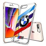 Coque iPhone 7 Plus,Coque iPhone 8 Plus [BTHBITIFH00241] Transparent Housse Bumper...