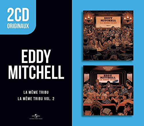 2 CD Originaux : la Même Tribu, Vol. 1 & 2