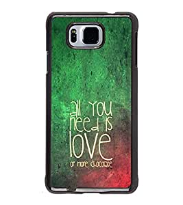 ifasho Designer Phone Back Case Cover Samsung Galaxy Alpha :: Samsung Galaxy Alpha S801 :: Samsung Galaxy Alpha G850F G850T G850M G850Fq G850Y G850A G850W G8508S :: Samsung Galaxy Alfa ( Quotes on Keep Moving Forward )