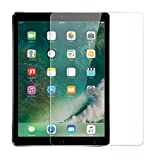 Taslar Arc Edge Tempered Glass Screen Scratch Guard Protector For Apple iPad Pro 10.5 Inch,(Clear)