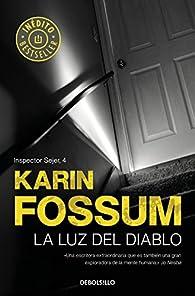La luz del diablo par Karin Fossum