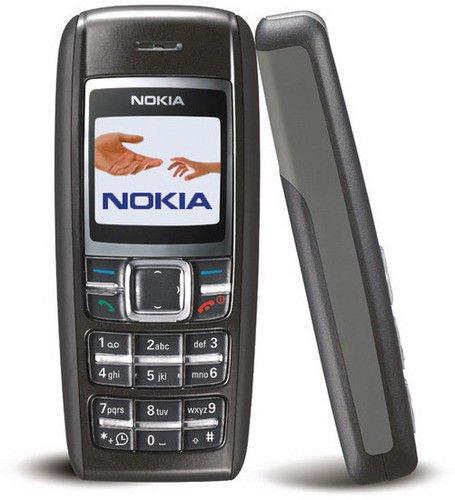 Nokia 1600 black Mobile Phone